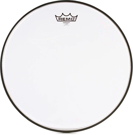 """Remo 16""""   BE -0316-00    Emperor Clear Drumhead"""