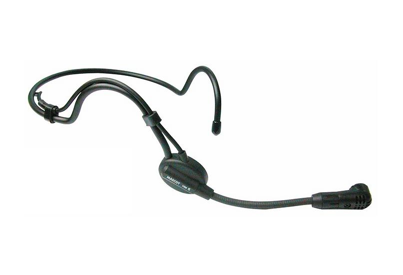Mascot - HM6, Micro Casque avec fil unidirectionel