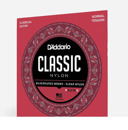 D'addario EJ27N cordes G.classique