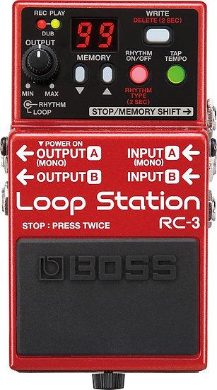 Pédale LoopStation RC3 - BOSS
