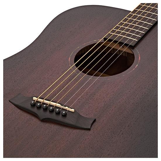 Guitare acoustique Tanglewood Crossroads DREAD Sunbrust