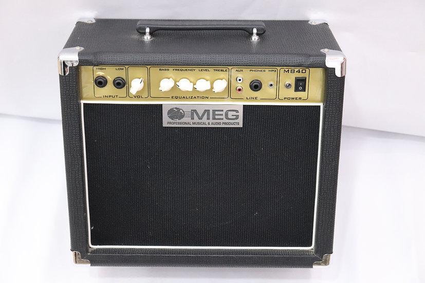 Ampli MEG pour guitare bass