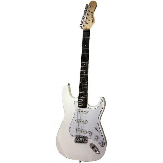 Copie de Guitare électrique MEG - Blanche