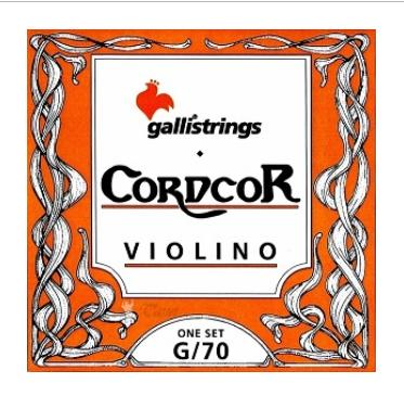 GALLI G70, JEU CORDE VIOLON