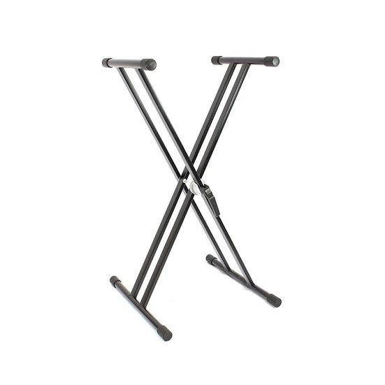 Support double X pour clavier
