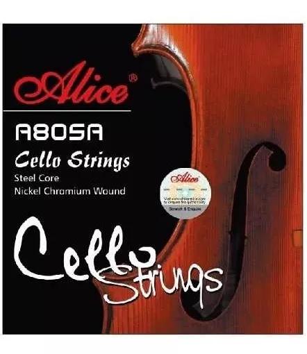 jeux de corde Cello  alice