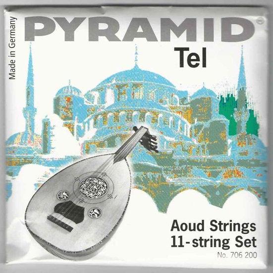 jeux de cordes oud pyramid