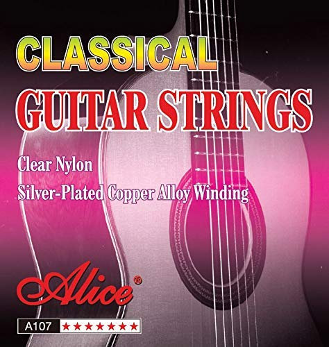 Alice - A107-N, Classical Guitar Strings, Normal Tension