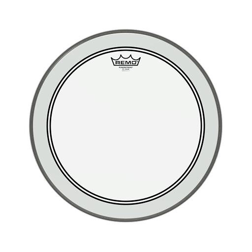 """Remo P3-0316-C2 16"""" Powerstroke III Clear"""