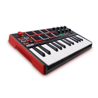 AKAI MPK MINI MK2 white, USb 25 mini note 8