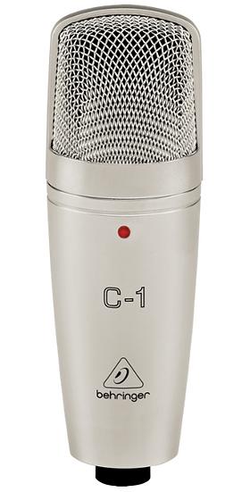 Behringer - C1, Micro électrostatique de Studio