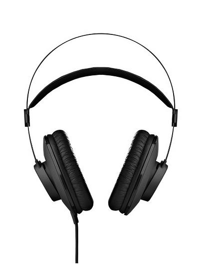AKG - K52, Casque d'écoute fermé pour Dj et Studio