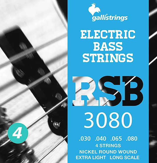 Galli Rock Star string set electric bass