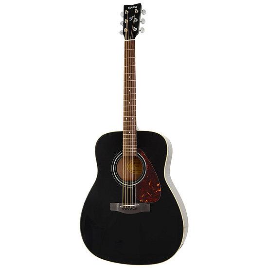 Yamaha F370 BL guitare folk noir