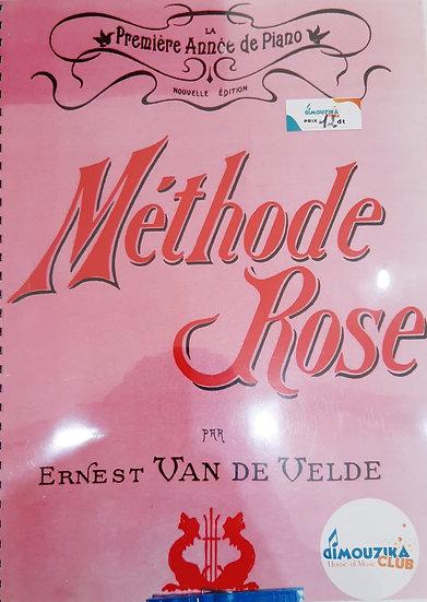"""livre"""" Méthode Rose"""""""