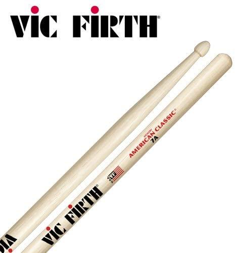 Paire de baguettes VIC FIRTH AM/Classic Hicory