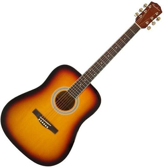 Guitare Acoustique Aiersi Sunburst - SGO28C