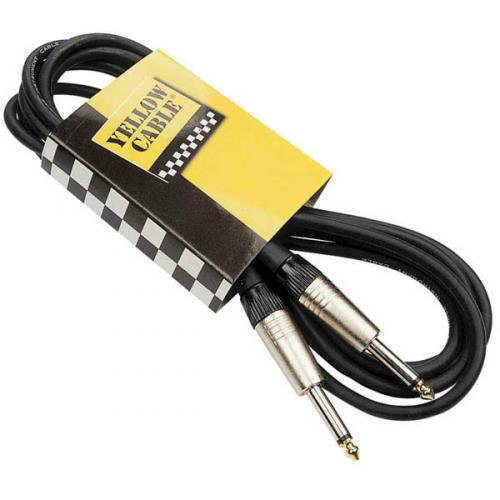 Cable Jack Jack 3m GP63D - Yellow Cable