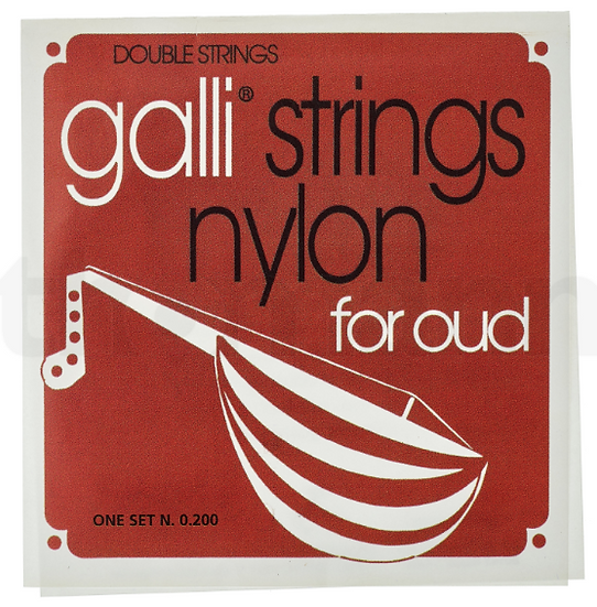 Galli Strings O200 Oud Strings Set