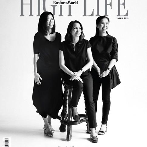 High Life Magazine April 2015