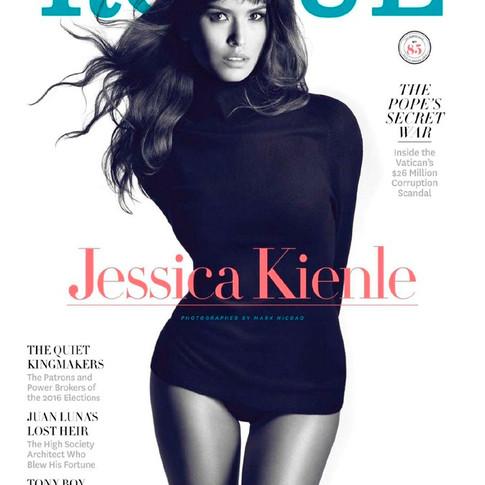 Rogue Magazine - Jessica Kienle