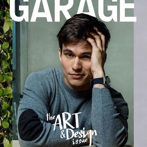 Garage Oct 1 Charles Buenconsejo 2015