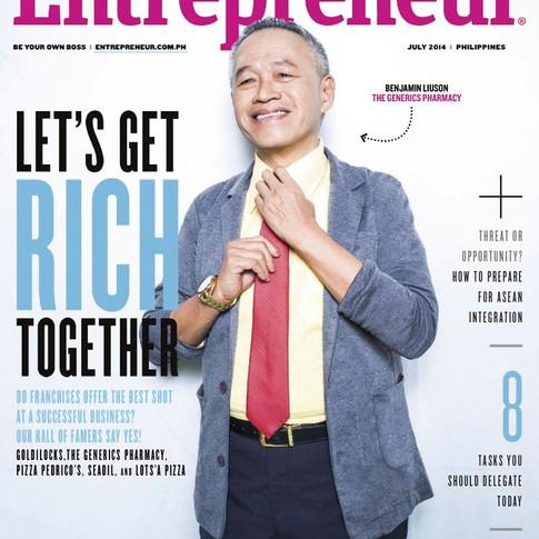 Entrepreneur Magazine June 2014