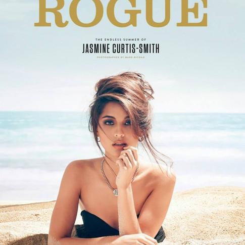Rogue Magazine - Jasmine Curtis-Smith