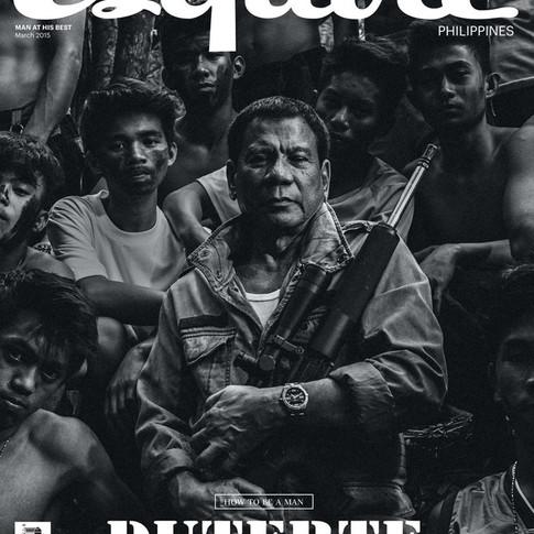 Esquire March 2015
