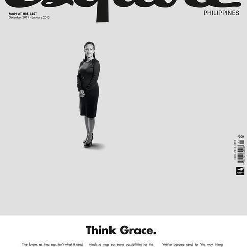Esquire Dec. - Jan. 2015