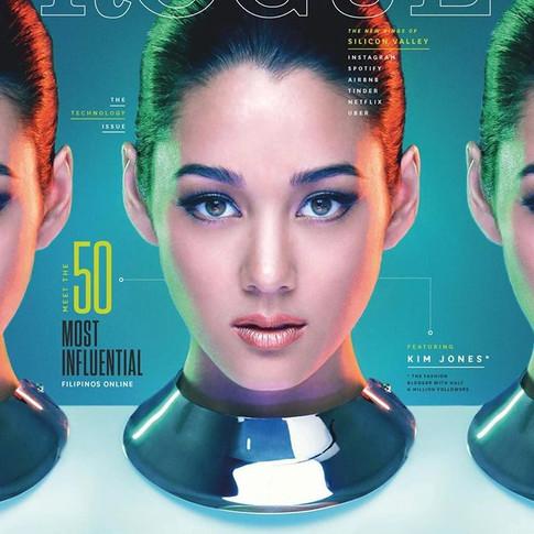Rogue Magazine - Kim Jones