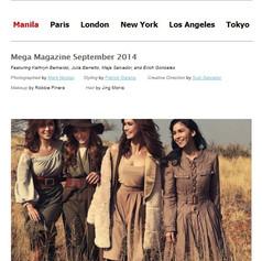 Newsletter - 09/15/2014