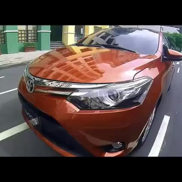 All New Vios TVC
