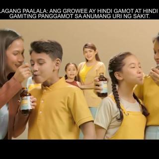 Growee Yas TVC Ft. Daniel Padilla