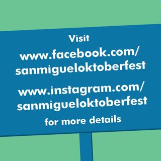 San Miguel Oktoberfest 2019 Tara
