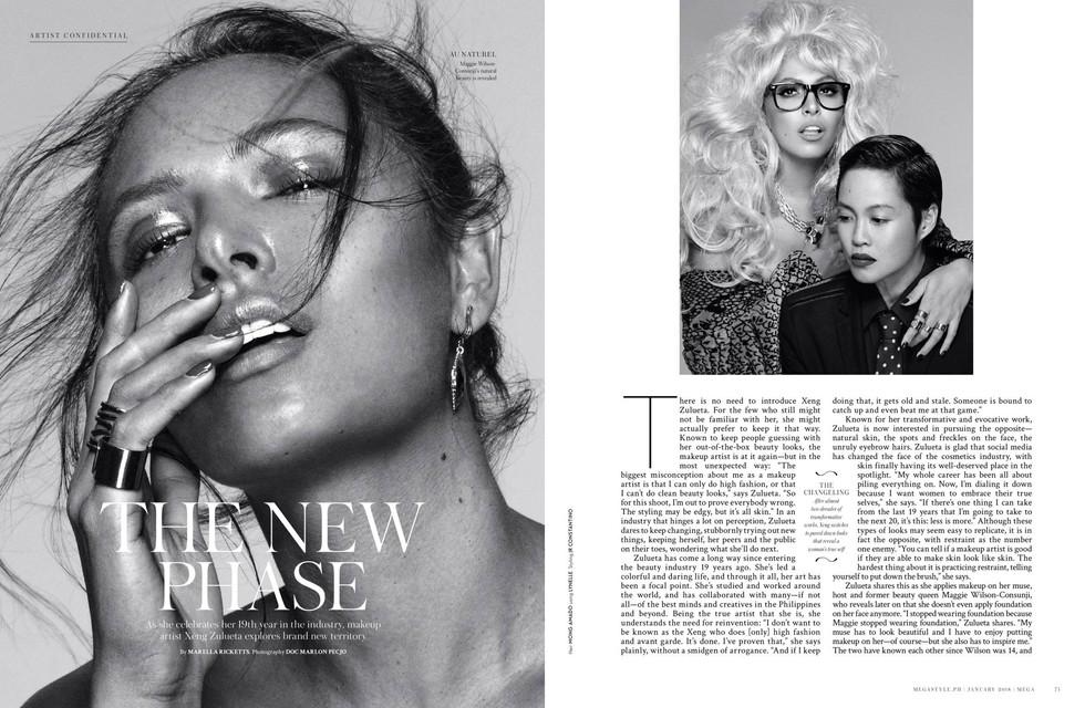 Mega Magazine Jan 2018