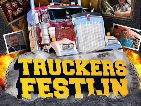 Zaterdag 26 juni Truckers hits