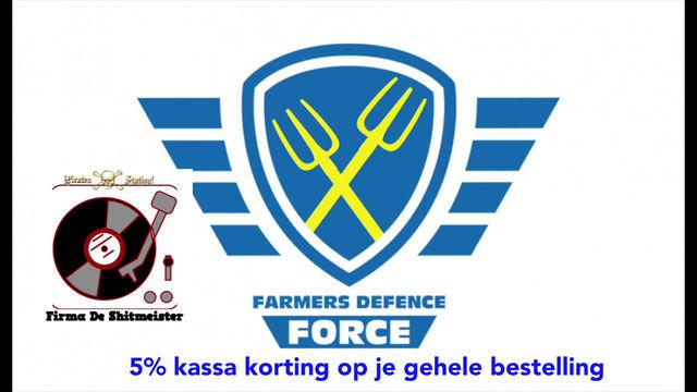 Samenwerking met Farmers Defence Force