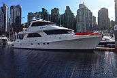 Vancouver Luxury Yacht Charter Toy Box II