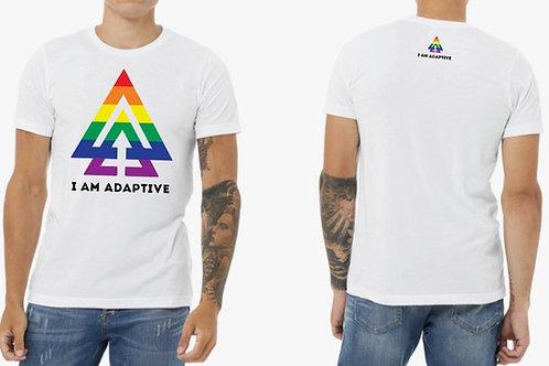 I AM ADAPTIVE Pride Tee