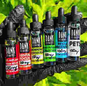 Dank Flavors created the 1st CBD Tester Packs!