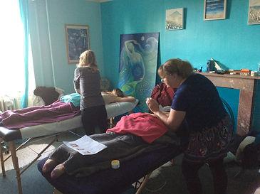 womb massage course 1