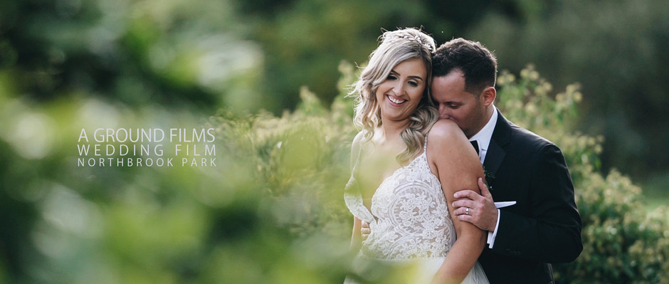 Lee & Cassie Wedding Video at Northbrook Park | West Sussex Wedding Videographer