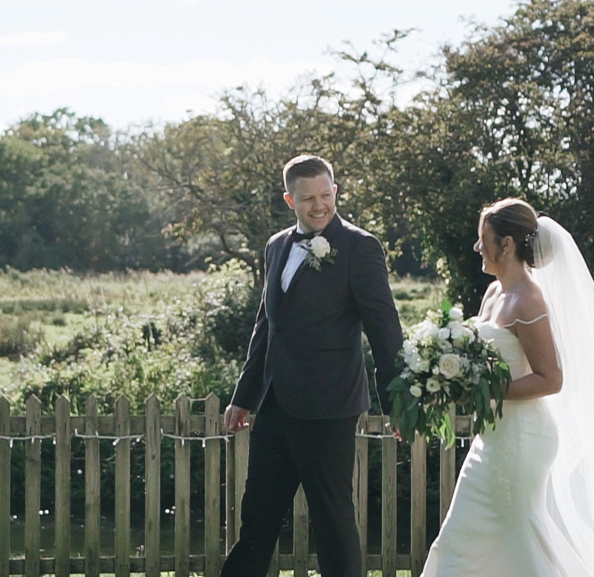 Sopley Mill Wedding Videographer - Dorset Wedding