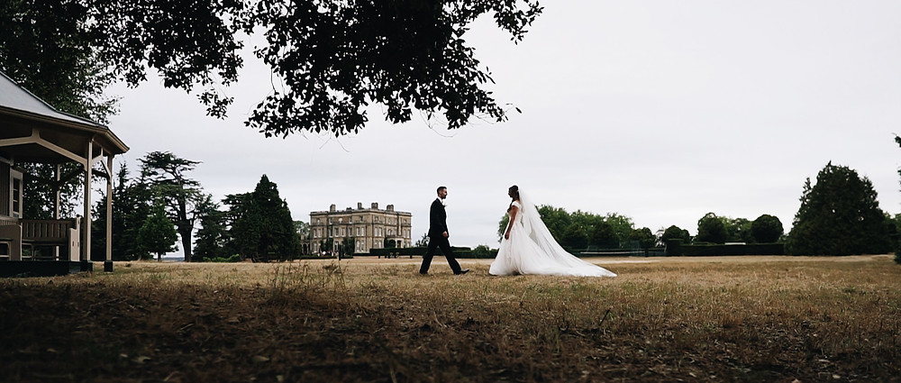 Hedsor House wedding video | Ground Films