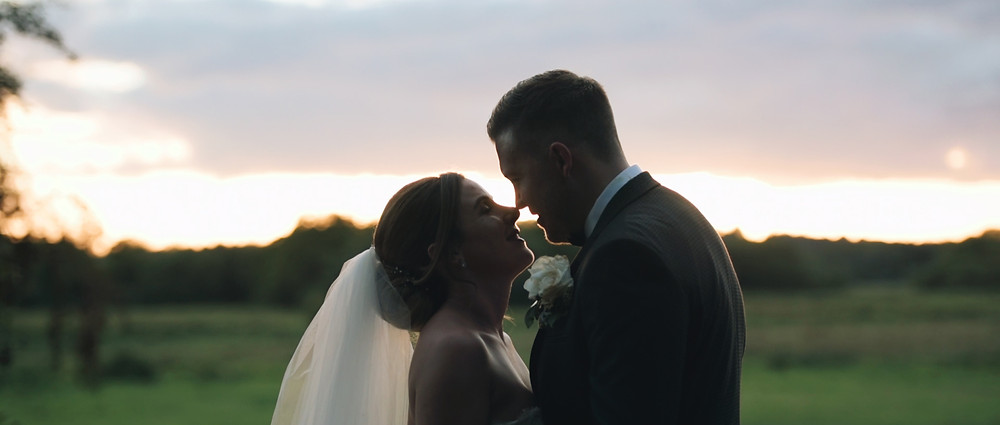 Sunset at sopley mill | Wedding Video