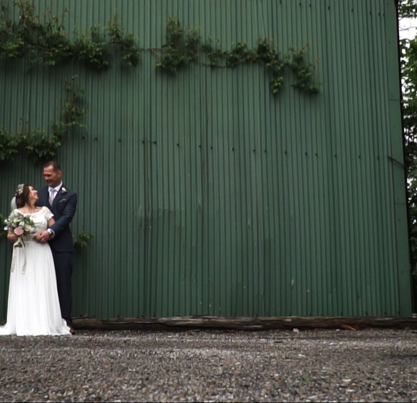 Clock Barn Wedding _ Ground Films _ Wedding video-41
