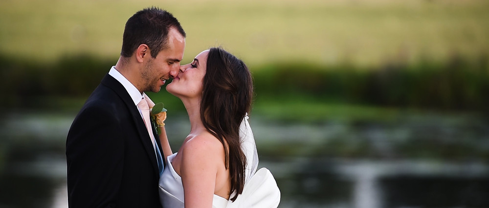 bride and groom | West Sussex Wedding Videographer