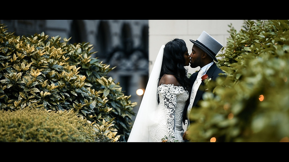Gibson Hall Wedding Video - Ground Films