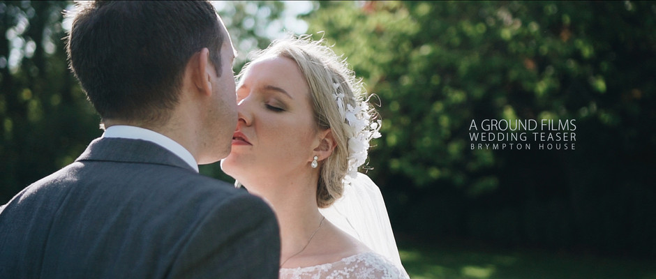 A Wedding Video at Brympton House | West Sussex Wedding Videographer | Ground Films